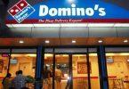 Dominos Pizza provincias