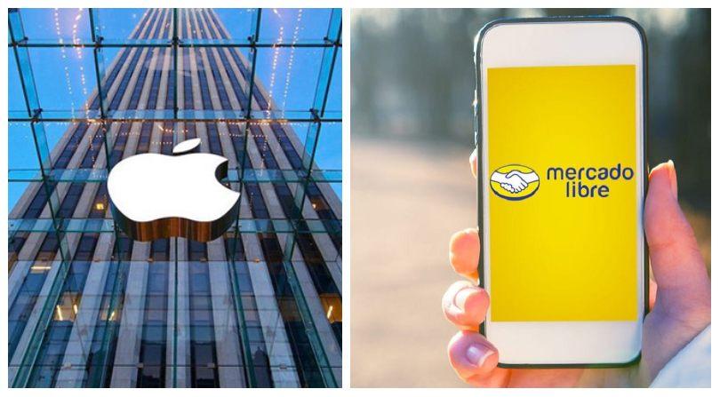 Apple abre su tienda oficial en Mercado Libre durante CyberFest