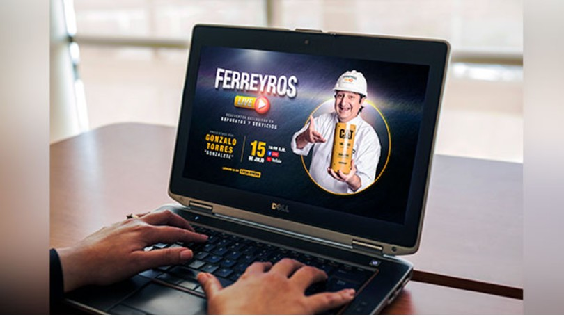 Ferreyros Live Festival