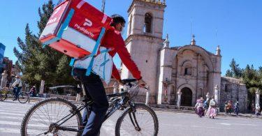 PedidosYa ciudades Perú