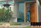AeroRipley, el proyecto piloto con drones