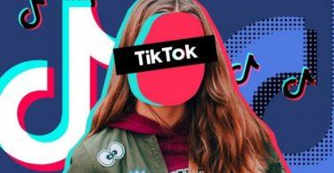 Tik Tok cuenta menores de edad