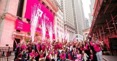 VTEX debuta en la Bolsa de Nueva York