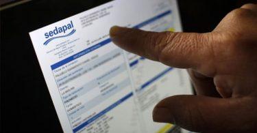 Sedapal pagos online
