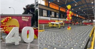 DHL aniversario gateway