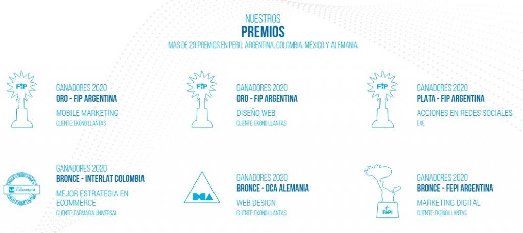EXE Premios