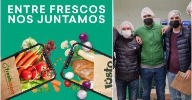 Jüsto adquiere la startup peruana Freshmart