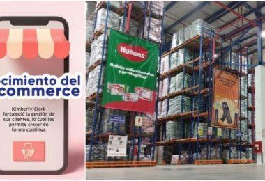 Kimberly-Clark apuesta por un crecimiento a través del ecommerce