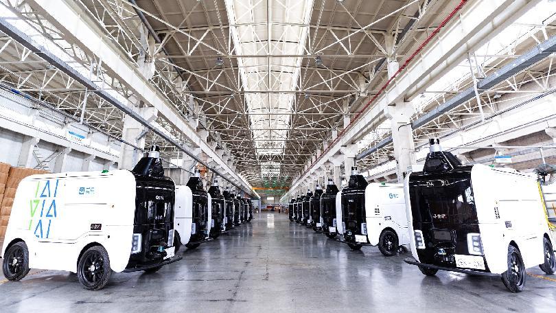 Alibaba Robots