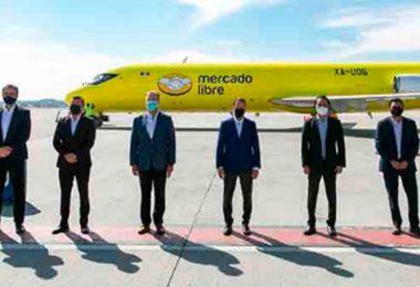 Mercado Libre aviones