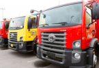 Arca continental camiones